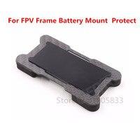 FPV X Race Frame Lipo Battery Mount Plate Protect Plate For QAV X 210 220 MartianIII
