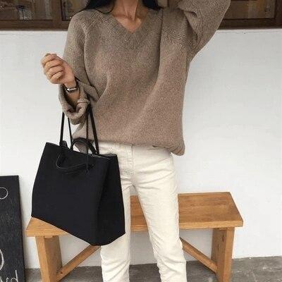 Bolsos Vintage de cuero nobuk para mujer bolsos de moda vintage bolso de mensajero para mujer casual grande bolsa de Asa superior bolsos 4