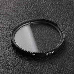 Image 1 - Camera Lens UV Protector Filter 37/40.5/43/46/49/52/55/58/62/67/72/77/82/86/95/105mm for Canon Nikon Sony Fujifilm Tamron Lens