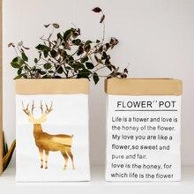 flower pot pastoral stysle planter macetas para plantas pot bonsai plantas succulent flowerpot for cactuses plant pot holder
