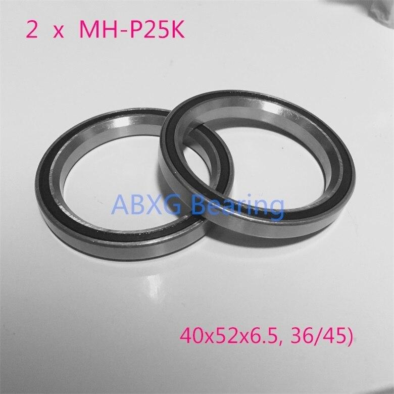 Bicycle Headset Bearing MH-P25K BAA0006K HS1404K 40 x 52 x 6.5 36 45 Degrees