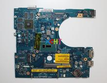Para Dell 17 5558 5758 C65T5 0C65T5 CN 0C65T5 AAL10 LA B843P SR245 I3 5010U Laptop Motherboard Mainboard Testado