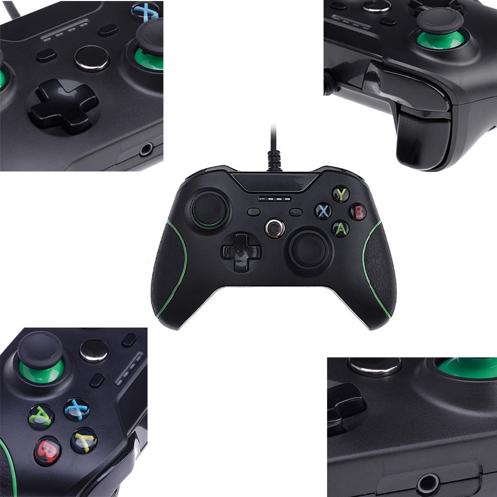 Wired USB Controller For Microsoft Xbox One PC Controller Xone Gamepad Joystick Mando for Xbox One