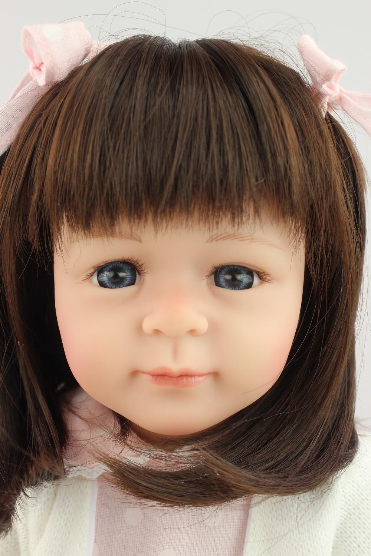2015 NEW design Reborn toddler Adora girl doll sweet baby doll Birhtday Gift Toys for Girls blue eyes2015 NEW design Reborn toddler Adora girl doll sweet baby doll Birhtday Gift Toys for Girls blue eyes