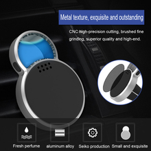 Lantro JS Magnetic Phone Holder Air Freshener Two in One Car Support Smartphone Voiture