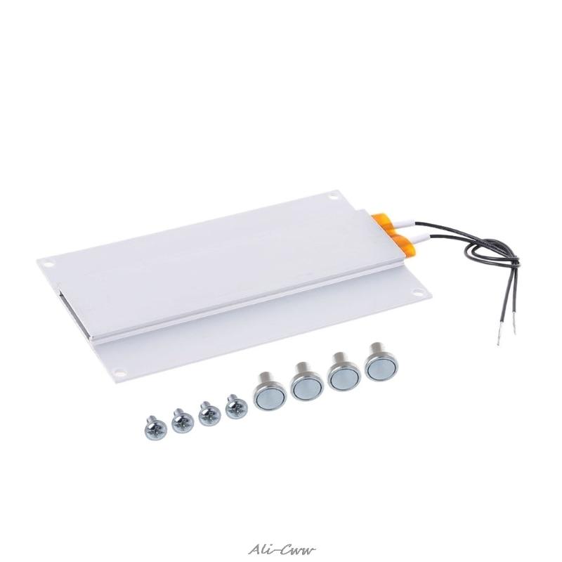 Silver 220V 300W LED Remover Heating Soldering Chip Welding BGA Station PTC Split Board Soldering Stations New