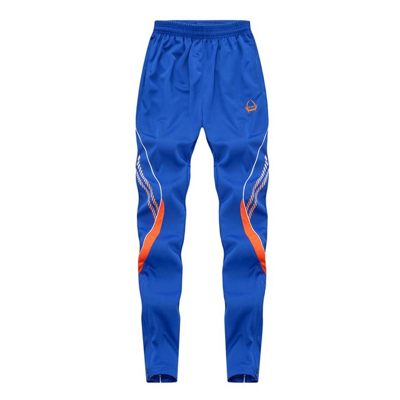 Hot Soccer Training Pants Kids 2017 18 Survetement Football Skiny Leg Pants Boys Jogging Running Pants Men's Trousers Sweatpants