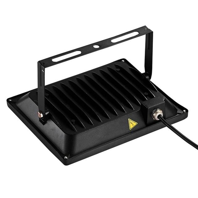 Светодиодный прожектор, 8 шт., 50 Вт, 220-240 В, 55 лм, водонепроницаемый светодиодный светильник IP65