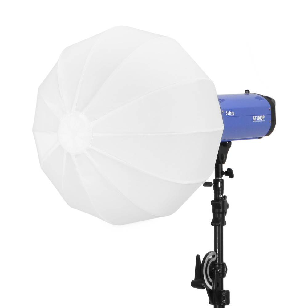 50cm Balloon Quick Release Ball Round Softbox Photography Diffuser Bowens Mount For Camera Photo Studio Flash