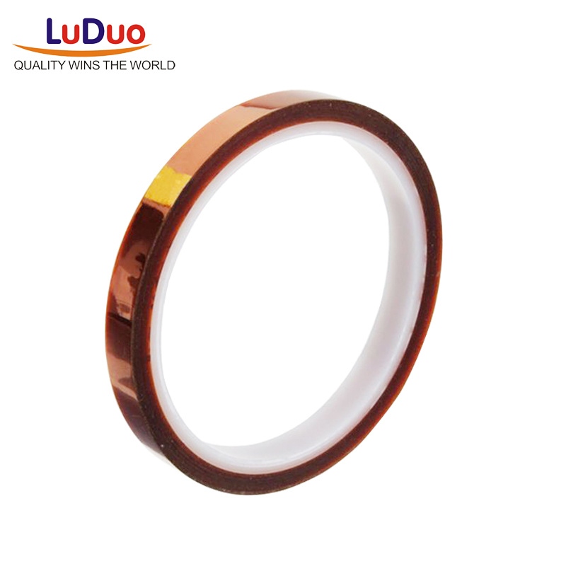 Luduo 33M Heat Resistant Polyimide Thermal High Temperature Adhesive Side Adhesive Tape for BGA Reworks or