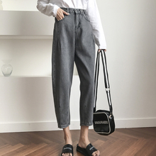 MORUANCLE Flared Jeans Women Retro Style Bell Bottom Joggers Female Wide Leg
