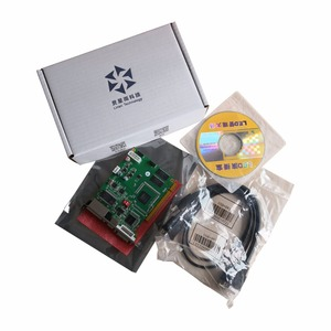 Image 3 - Linsn ts802d carta di invio per rgb video display controller ts802 linsn sostituire sistema di controllo linsn ts801 ts801d carta di invio