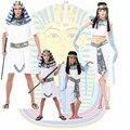 Египетские костюмы Принцессы 2017 Клеопатра Хэллоуин косплей взрослый костюм одежда Египетского Фараона Египет принцесса взрослых