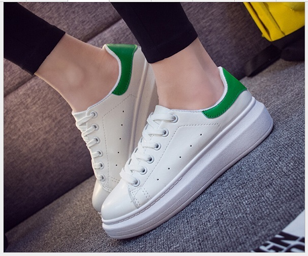 Spring summer Women Casual Shoes Lace-up White Flat Canvas Shoes Print Espadrilles Flats Zapatillas Deportivas Zapatos Mujer