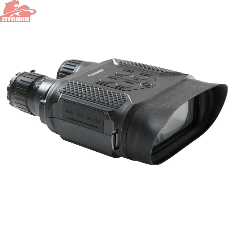 Hunting HD Digital Night Vision Device Tactical Military Quality 7X31 Infrared Night Vision Binoculars IR Camera