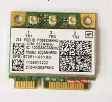 Ssea для Intel ultimate-n 6300 AGN 633 622anhmw Беспроводной-N Wi-Fi карты Lenovo ThinkPad T420i T420S T410 X201 T510