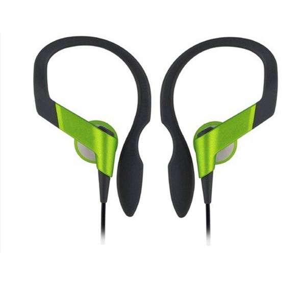 3.5mm In-ear 8 colors Ear Hook Sport Earphone Headphones Super Bass with Stereo Running Headset for iPhone xiaomi phone MP3