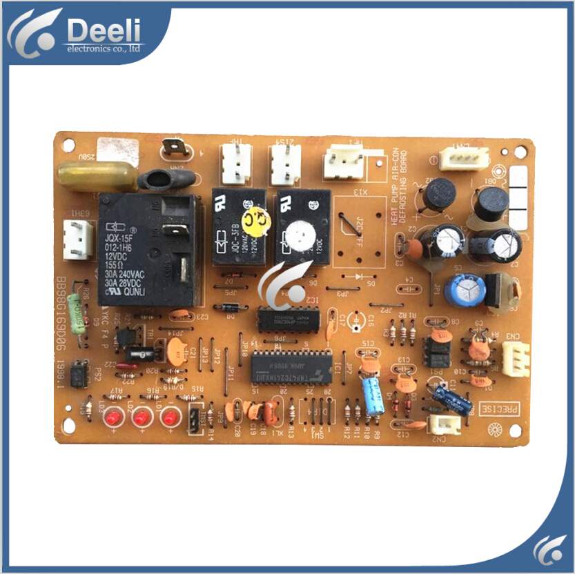 95% new good working for Mitsubishi air conditioning Computer board BB98G169D06 control board air conditioning computer used board control board elce kfr80w bp2t4n1 310 d 13 mp2 1 v1 2 good working