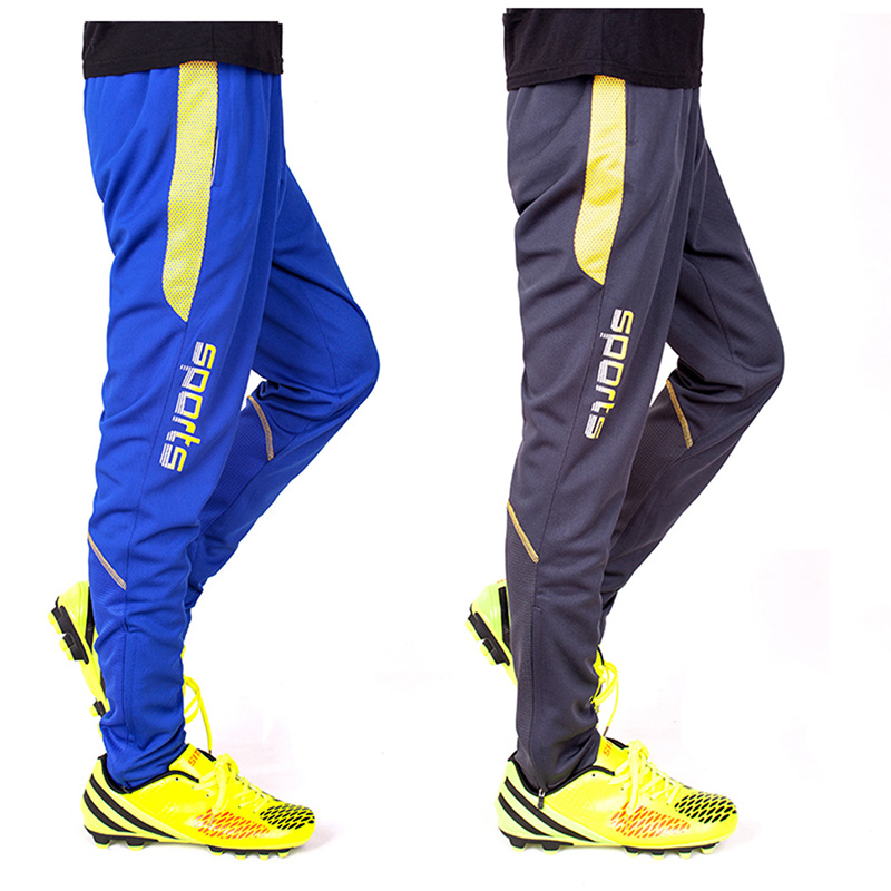 Football pant Training Soccer Pants Active Jogging Trousers