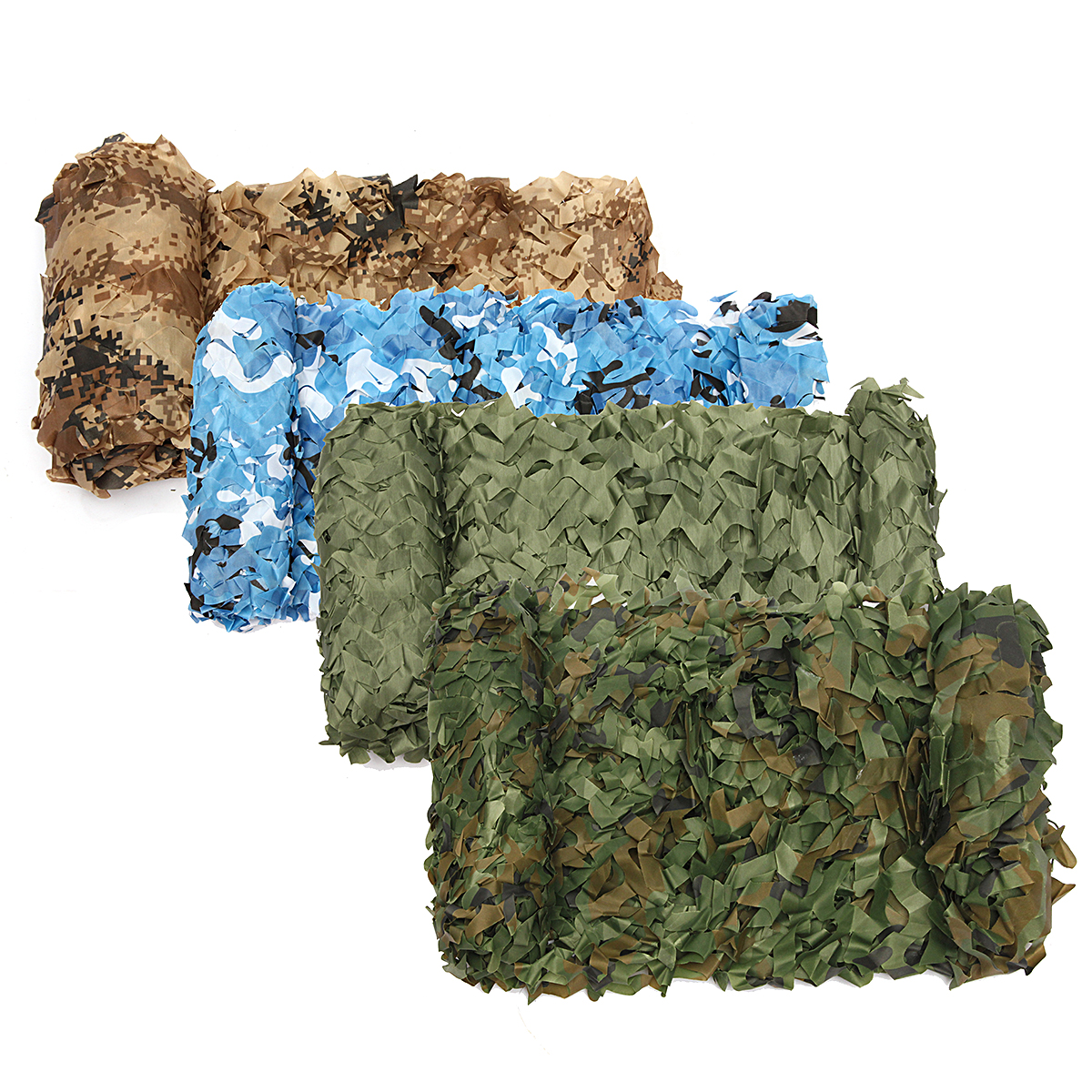 4mx2m /5mx2m Hunting Military Camouflage Nets Woodland Army training Camo netting Car Covers Tent Shade Camping Sun Shelter 4mx2m 5mx2m hunting military camouflage nets woodland army camo netting camping sun sheltertent shade sun shelter