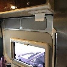 RV коробка для салфеток караван Скрытая установка диспенсер для туалетной бумаги Camper аксессуары мотор домашняя часть TYTXRV