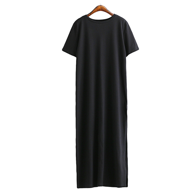 Autumn Maxi Shirt Dress Women Kyliejenner Vintage Casual Sexy Bodycon Party Wrap Beach Boho Summer Black Long Plus Size Dresses 5
