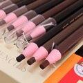 500 unids Backguy impermeable lápiz delineador de ojos duradero variegating suave de las mujeres de maquillaje cosmético lápiz de ojos