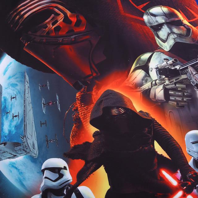 3D Star Wars beddings set Phantom Menace
