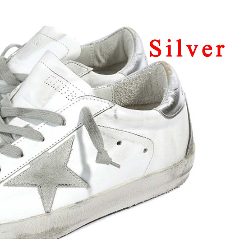 BBK 2017 Superstar goose casual kids Shoes star shoe Breathe 100% genuine leather men&women glitter shoes flats Low factory made 2016 new ggdb women shoes golden goose super star casual shoes genuine leather gold men women sport flats low cut shoe