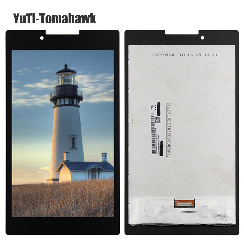 7 Inch For Lenovo Tab 2 A7 A7-30 A7-30D A7-30DC A7-30GC A7-30HC A7-30H LCD Display +Touch Screen Digitizer With Tools for lenovo tab 2 a7 30 a7 30hc 2nd touch screen digitizer glass lcd display monitor assembly free shipping