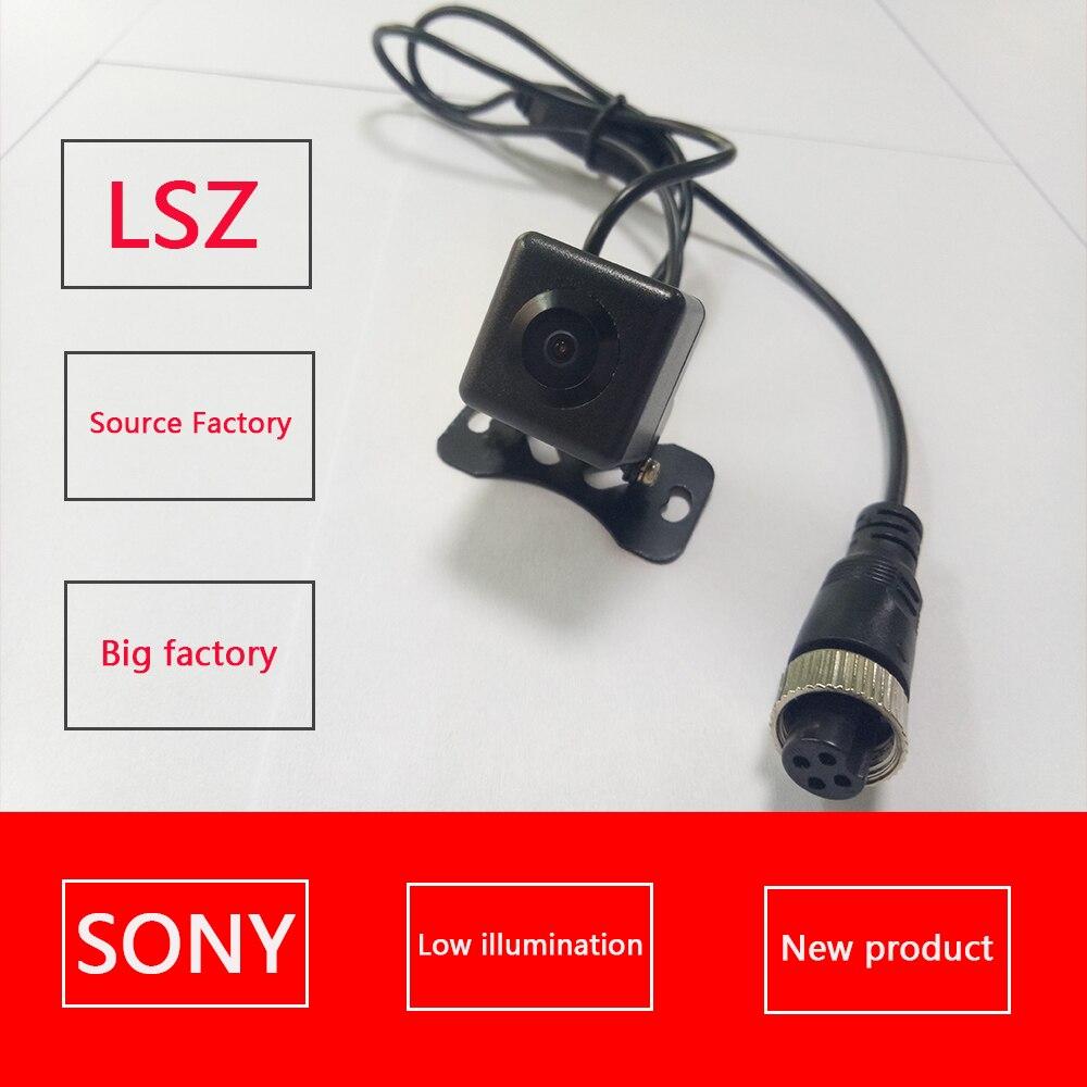 LSZ Dahua car monitoring TAXI camera miniature small square waterproof and dustproof star level probe датчик eaton environmental monitoring probe emp001