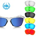 HKUCO For Oakley Frogskins Sunglasses Mens Replacement Lenses