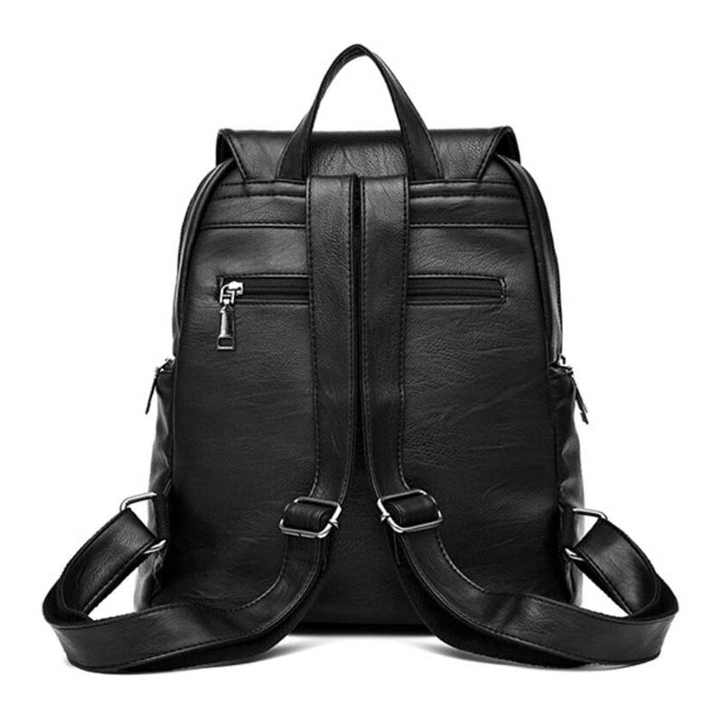 Glowworm Women Backpacks For S Youth Trend Schoolbag Student Bag Soft Leather Backpack Mochilas Mujer Sac A Dos In From Luggage