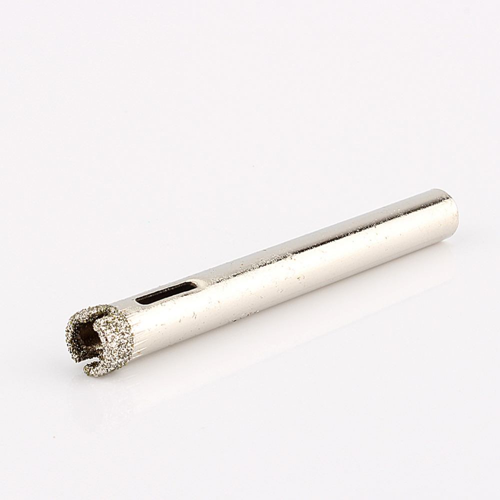 how to clean diamond coated drill bit