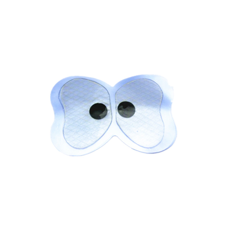 3pcs Extra Butterfly Electrode Pads Tens Body Therapy ABS Muscle Trainer Stimulator EMS Electric Massager Arm