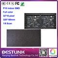 В помещении 320 * 160 мм 32 * 16 пикселей 3in1 SMD 1/8 сканирования P10 гамма из светодиодов модуль для рекламных носителей из светодиодов дисплей из светодиодов видеостены