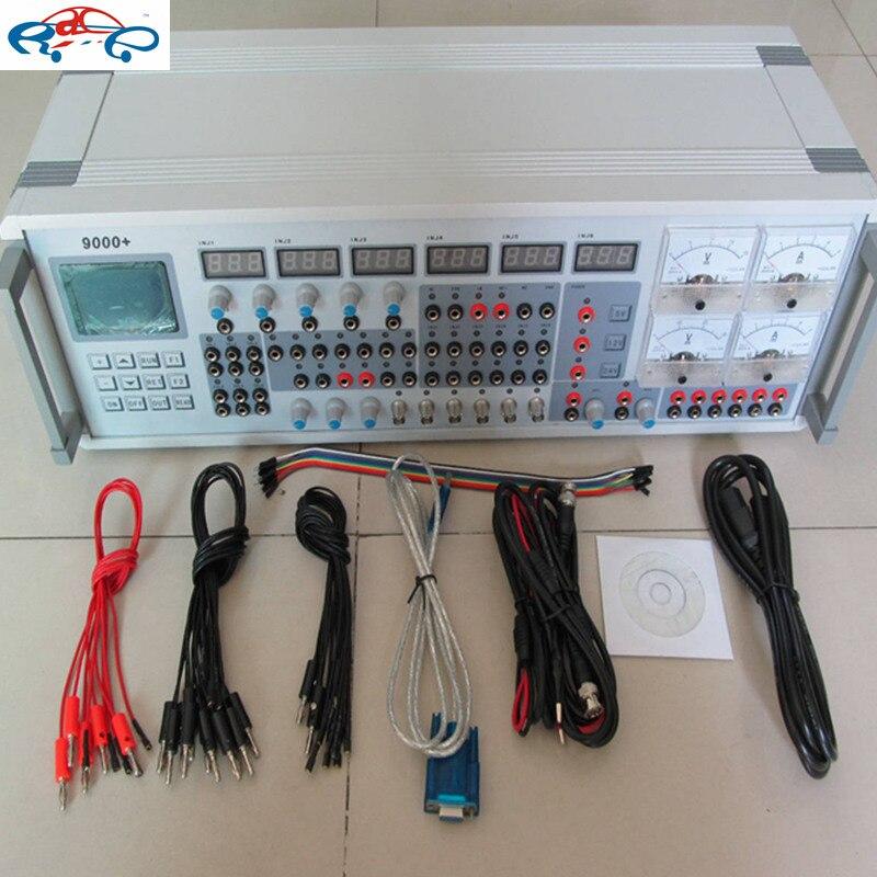2016 Multi-functional Auto ECU Repair Tool MST-9000 MST9000 MST-9000+ Automobile Sensor Signal Simulation Tool MST 9000 DHL Free