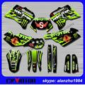FREE SHIPPING HUSQVARNA SM610 02 MOTORCYCLE 3M GRAPHICS DECALS STICKERS KITS OFF ROAD RACING DIRT BIKE