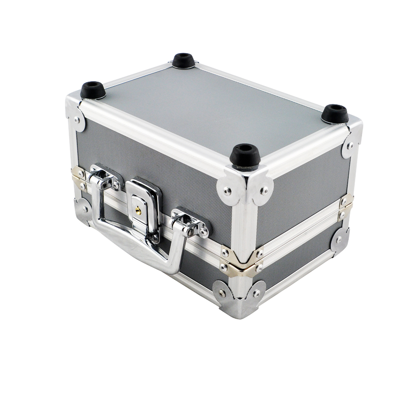 Free Shipping Dental Surgical Medical Binocular Loupes Optical Glass Loupe Led Head Light Lamp Aluminum Tool Box Case Container  цены