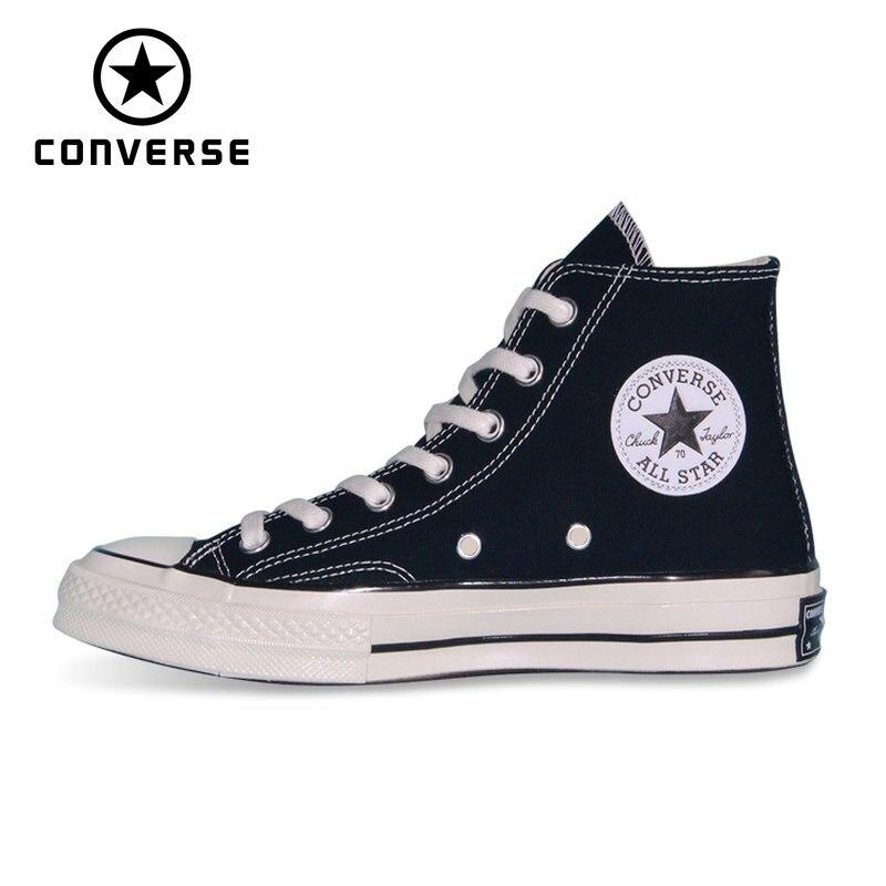 Новый 1970 s оригинальные Converse all стильная обувь 70 s ретро классический для мужчин и женщин унисекс обувь для скейтборда, кроссовки 162050C