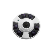 HJT Audio Full-HD 1080P 2.0MP fisheye wide angle ip camera p2p onvif 2.1 Indoor Security RTSP FTP CCTV Camera Remote View H.264