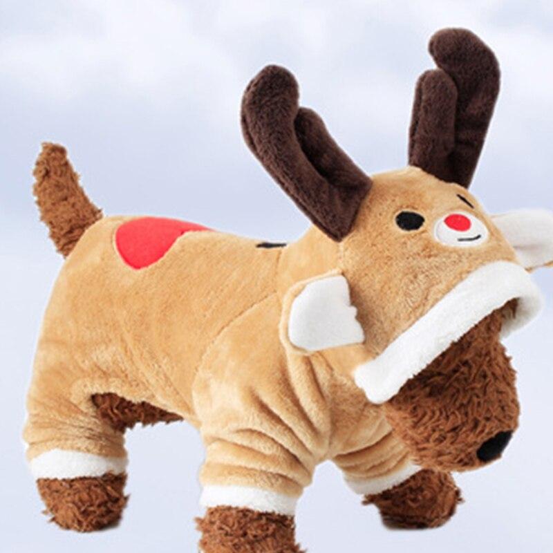 Pet Dog Cat clothes costume for small pet cat hat  dress up New Year cloak Christmas mascotas Clothes