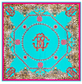 2016 mujeres de seda scarf130 * 130 cm venta al por mayor 100% pure bufandas de seda de la venda a estrenar de seda del mantón pashminas envuelve cabos bufandas