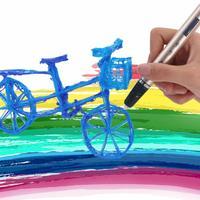Новый Dewang D7 мм 1,75 мм ABS/PLA 3D печать Ручка каракули для детей и взрослых рисунок DIY нити моделирование карандаш