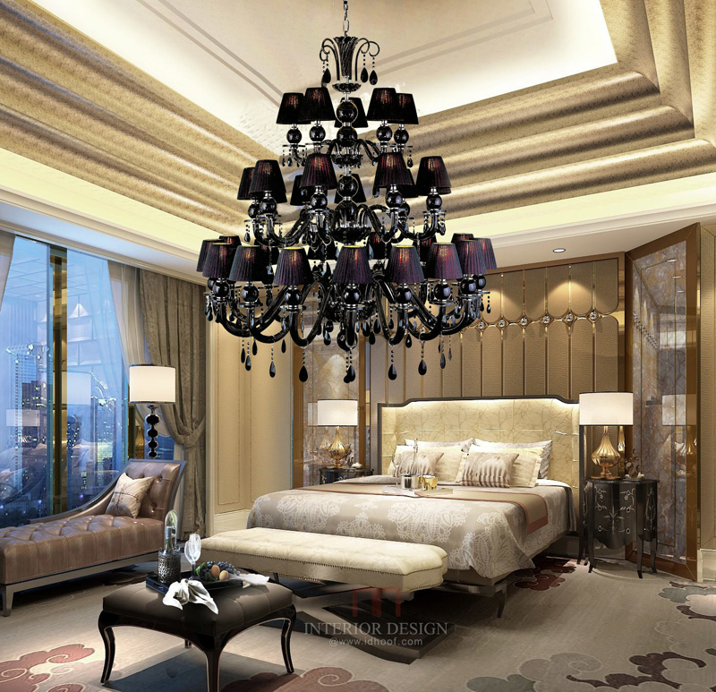 30 lights large black chandelier lamp with shades for dining room photos list mozeypictures Choice Image