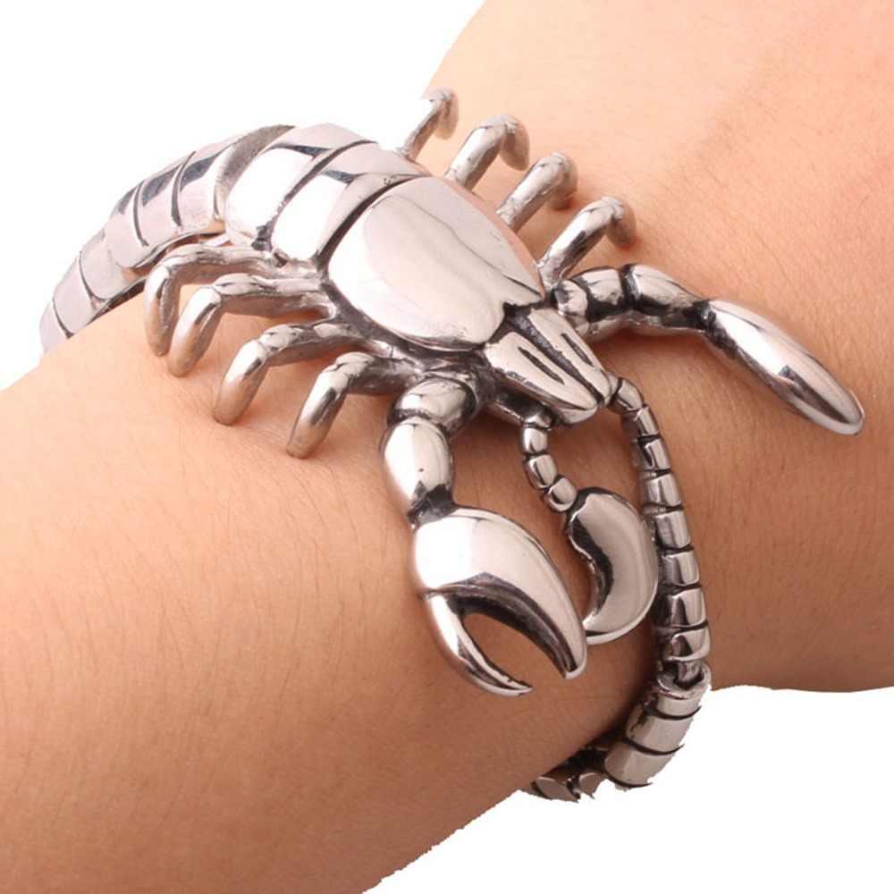 Black Scorpion Cuff