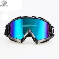 Winter Man Snow Snowboard Goggles Ski Goggles Outdoors Skiing Goggles Double UV400 Anti Fog Big Ski