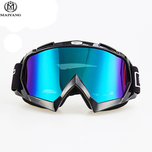 Winter Man Snow Snowboard Goggles Ski Goggles Outdoors Skiing Goggles Double UV400 Anti-fog Big Ski Mask Glasses HX-980