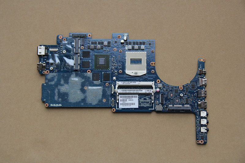 CN-0574RR 0574RR 574RR For DELL M14X R3 Laptop <font><b>motherboard</b></font> VAR00 LA-9201P with N14P-GT-A2 GPU Onboard DDR3 fully tested image