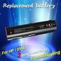 JIGU 6 ячеек батарея для HP HSTNN-UB72 HSTNN-Q34C HSTNN-C51C HSTNN-C53C HSTNN-W48C HSTNN-W49C HSTNN-W50C HSTNN-LB73 HSTNN LB72